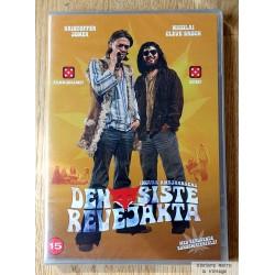 Den siste revejakta - DVD