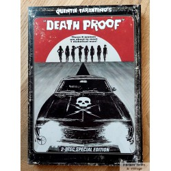 Death Proof - 2-Disc Special Edition - DVD