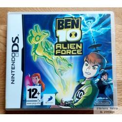Nintendo DS: Ben 10 Alien Force