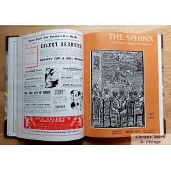 The Sphinx 1949 - Komplett årgang - Trylleblader