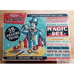 Ridley's Magnificent Magic Show - Tryllesett