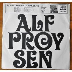 Alf Prøysen leser egne dikt (Vinyl)