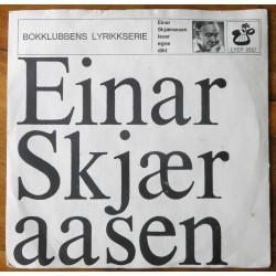Einar Skjæraasen leser egne dikt (Vinyl)
