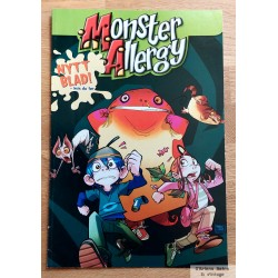 Monster Allergy - Giveaway