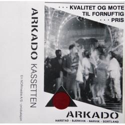 Arkado- kassetten (Reklamekassett)