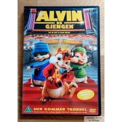 Alvin og gjengen - DVD