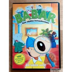 Babar - Den stjålne kongekronen - DVD