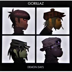 Gorillaz- Demon Days- (CD)
