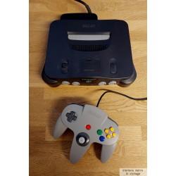 Nintendo 64 - Komplett konsoll