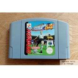 Nintendo 64: International Superstar Soccer 64 (Konami)