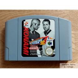 Nintendo 64: International Superstar Soccer 98 (Konami)