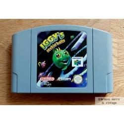 Nintendo 64: Iggy's Reckin' Balls (Acclaim)