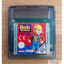 GameBoy Color: Bob the Builder - Fix it Fun!