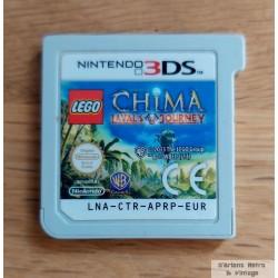 Nintendo 3DS: Lego Chima - Lavals Journey