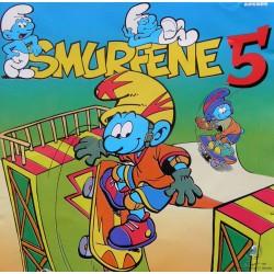 Smurfene 5 (CD)