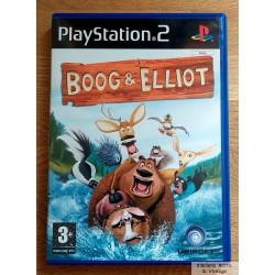 Boog & Elliot (Ubisoft) - Playstation 2