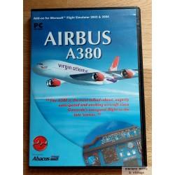 Airbus A380 - Add-on for Microsoft Flight Simulator 2002 & 2004 - PC