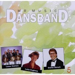 Mr Music 5- Dansband (CD)
