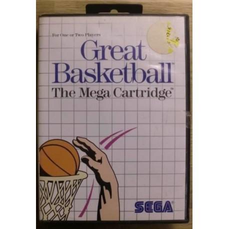 SEGA Master System: Great Basketball