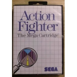 SEGA Master System: Action Fighter