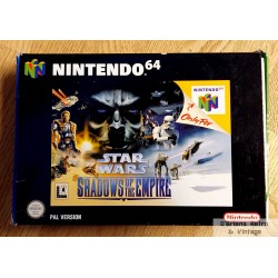 Nintendo 64: Star Wars - Shadows of the Empire