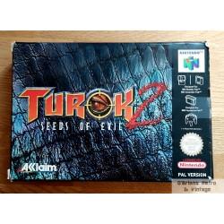 Nintendo 64: Turok 2 - Seeds of Evil (Acclaim)