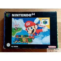 Nintendo 64: Super Mario 64
