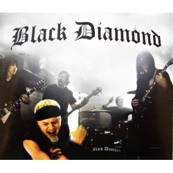 Balck Diamond- Black Diamond (CD- Singel)