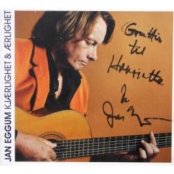 Jan Eggum- Kjærlighet & ærlighet (6X CD)