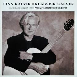 Finn Kalvik - Klassisk Kalvik - Med Praha Filharmoniske Orkester (CD)