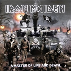 Iron Maiden- A Matter of Life and Death (CD)