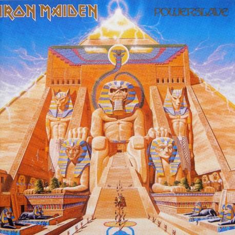Iron Maiden- Powerslave (CD)