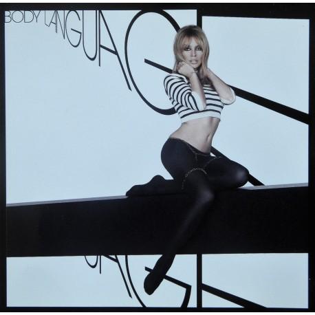Kylie Minogue- Body Language (CD)