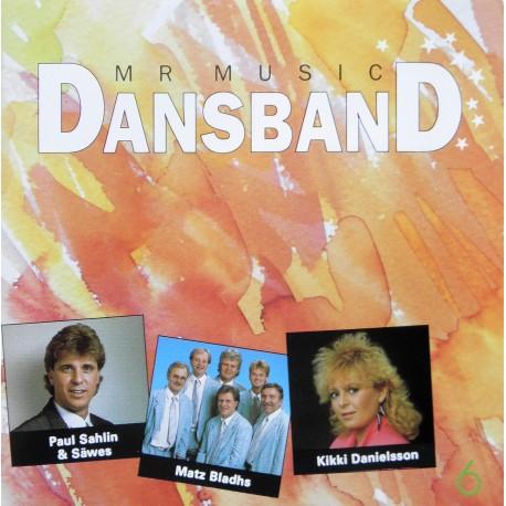 Mr Music Danseband 6 (CD)