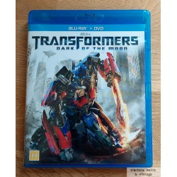 Transformers: Dark of the Moon - Blu-ray + DVD
