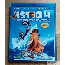 Istid 4 - Kontinenter på avveie - DVD + Blu-ray
