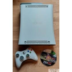 Xbox 360 Elite med 60 GB HD - Komplett med PES 2011