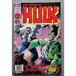 Den utrolige HULK- 4/1990