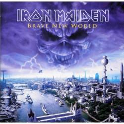 Iron Maiden- Brave New World (CD)