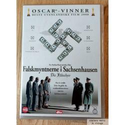 Falskmynterne i Sachsenhausen - DVD