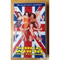 Spice Girls - Spice World - The Movie - VHS