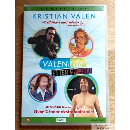 Valen & de - Etter fjøstid - Dobbel disk - DVD