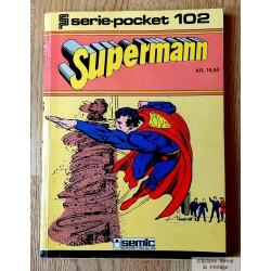 Serie-pocket: Nr. 102 - Supermann