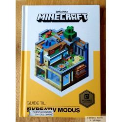 Minecraft - Guide til kreativ modus