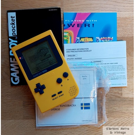GameBoy Pocket - I eske