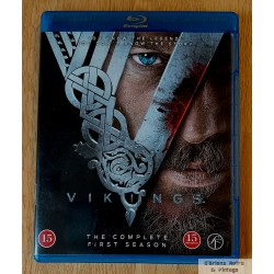 Vikings - The Complete First Season - Blu-ray