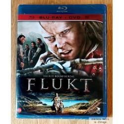 Flukt - Blu-ray + DVD