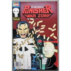 Punisher- War Zone- Nr. 1- 1995