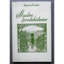 Bjarne Tvete- Muntre prestehistorier