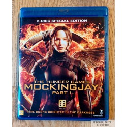 The Hunger Games: Mockingjay - Part 1 - Blu-ray